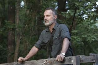 The Walking Dead - jaka kategoria wiekowa w filmie o Ricku Grimesie? Showrunner odpowiada