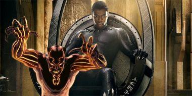 Nad Wakandą lata teraz... Boseman. Moc Phoenixa pochłania kolejnych herosów