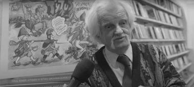 Henryk Jerzy Chmielewski nie żyje. Papcio Chmiel i legendarny twórca Tytusa, Romka i A'Tomka miał 97 lat