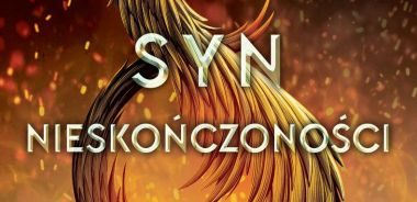 Syn nieskończoności - wygraj młodzieżową powieść fantasy o obdarzonych mocami