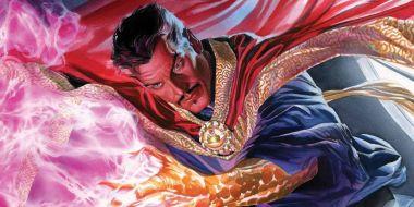 Doktor Strange bohaterem wiersza Neila Gaimana. Rymowanka robi w sieci furorę
