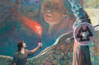 Powrót Lucyfera, Cyberpunk 2077 i inne: zobacz okładki kwietniowych komiksów Egmontu