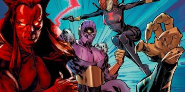 Marvel - Czarna Wdowa, Hawkeye i Ant-Man jako złoczyńcy. Mefisto odpowiada za Heroes Reborn?