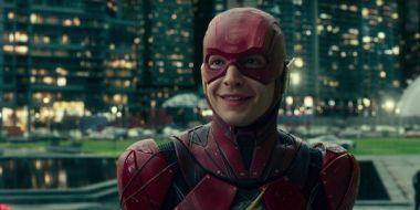 The Flash - rozpoczęto zdjęcia do filmu. Oto ruchome logo produkcji