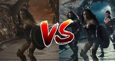 Liga Sprawiedliwości Zacka Snydera kontra wersja Whedona. Jak wiele mamy różnic?