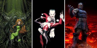 Joker czy Harley Quinn? Policzono, ilu fanów mieliby złoczyńcy DC w social media