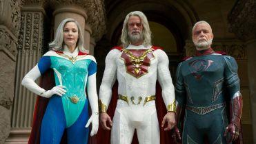Dziedzictwo Jowisza - pierwszy oficjalny plakat superbohaterskiego serialu Netflixa