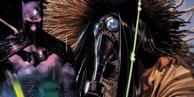 Batman - upiorny Strach na Wróble terroryzuje Gotham. Jest też nowy, uboższy Batmobil