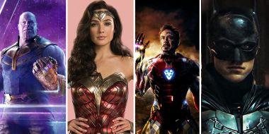 Marvel deklasuje DC, Polska kocha Iron Mana i Venoma. Zbadano popularność herosów