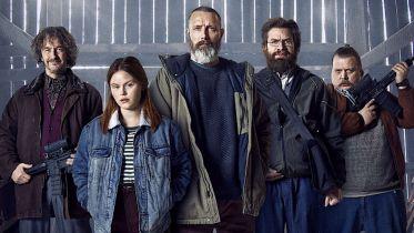 Jeźdźcy sprawiedliwości - nowy zwiastun filmu. Mads Mikkelsen w duńskim kinie zemsty