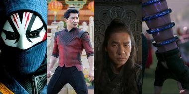 Shang-Chi i legenda dziesięciu pierścieni - analiza zwiastuna. Mandaryn, Spider-Man, psy Buddy