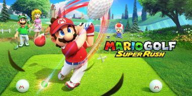 Mario Golf: Super Rush - nowy zwiastun zapowiada mnóstwo zawartości w grze