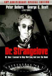 Dr Strangelove, czyli jak przestałem się martwić i pokochałem bombę