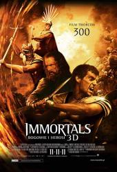 Immortals. Bogowie i Herosi