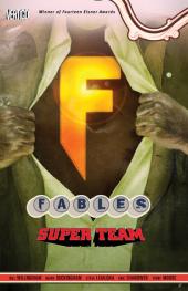 Baśnie #16: Superdrużyna