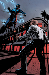The Vigilante: Southland