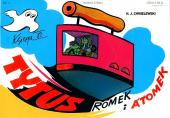 Tytus, Romek i A'Tomek. Księga XI: ochrona zabytków