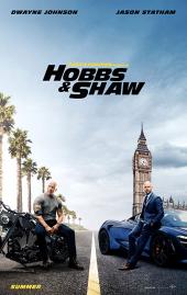 Szybcy i wściekli: Hobbs i Shaw