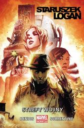Staruszek Logan #01: Strefy wojny