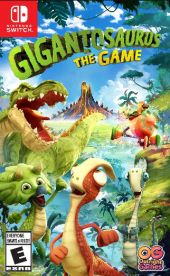 Gigantozaur: Gra