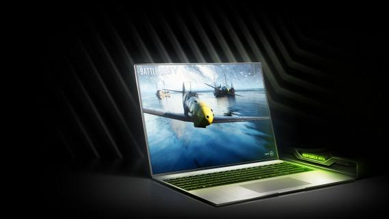 Karty Nvidia RTX trafiają do laptopów