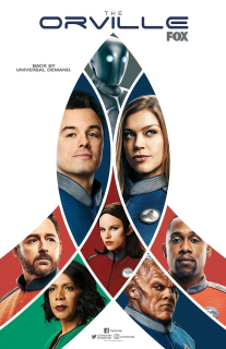 The Orville - plakat 2. sezonu