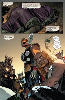 Tajne wojny – Thorowie - plansza