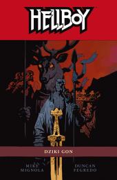 Hellboy 10. Dziki Gon