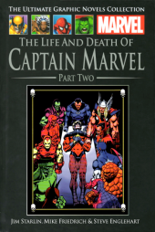 Życie i śmierć Kapitana Marvela, część 2