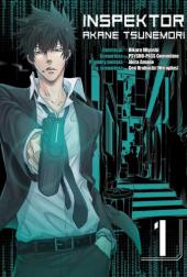 Inspektor Akane Tsunemori #01