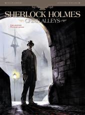 Sherlock Holmes. Crime Alleys. Pierwsza sprawa