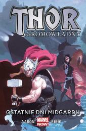 Thor Gromowładny #04: Ostatnie dni Midgardu