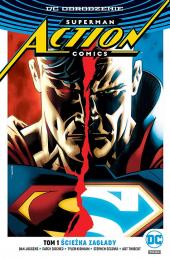 Superman. Action Comics #01: Ścieżka zagłady