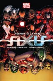 Avengers i X-Men – Axis