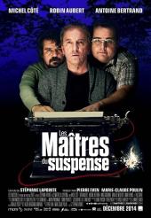 Les maîtres du suspense