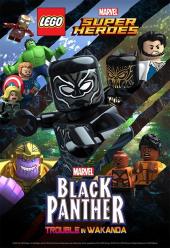 LEGO Marvel Super Bohaterowie: Czarna Pantera: Wakanda ma kłopoty
