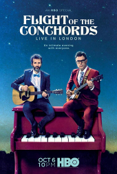 Flight of the Conchords: Na żywo w London Apollo