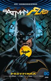 Batman/Flash #01: Przypinka