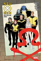 New X-Men. Tom 3: Bunt w Instytucie Xaviera