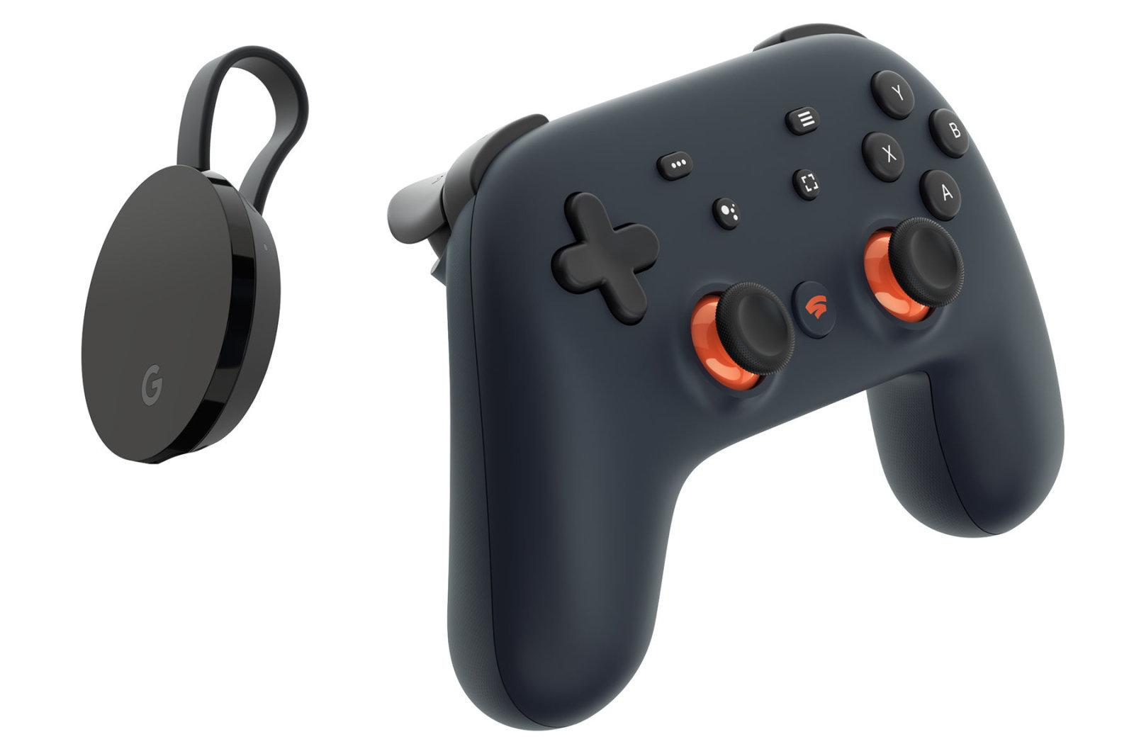 Controlador Stadia no admite auriculares Bluetooth, por los momentos