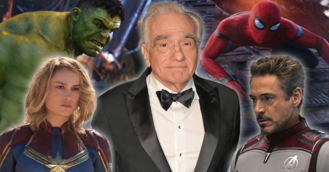 MCU kontra Martin Scorsese - o co chodzi wielkiemu reżyserowi?