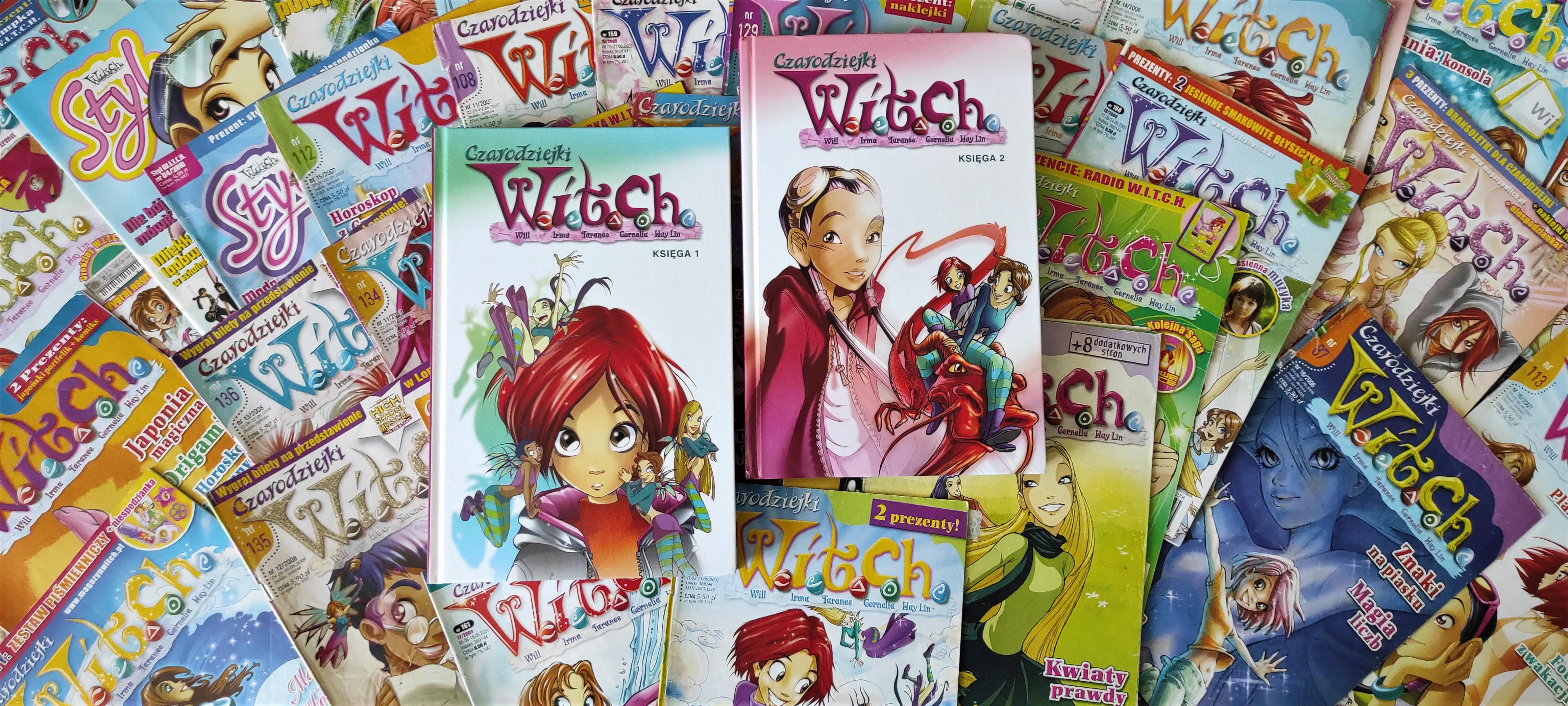 W.I.T.C.H - czy komiks z dzieciństwa przetrwał próbę czasu i rozkocha w sobie dorosłego czytelnika?