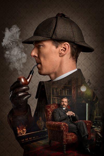 Sherlock - galeria zdjęć