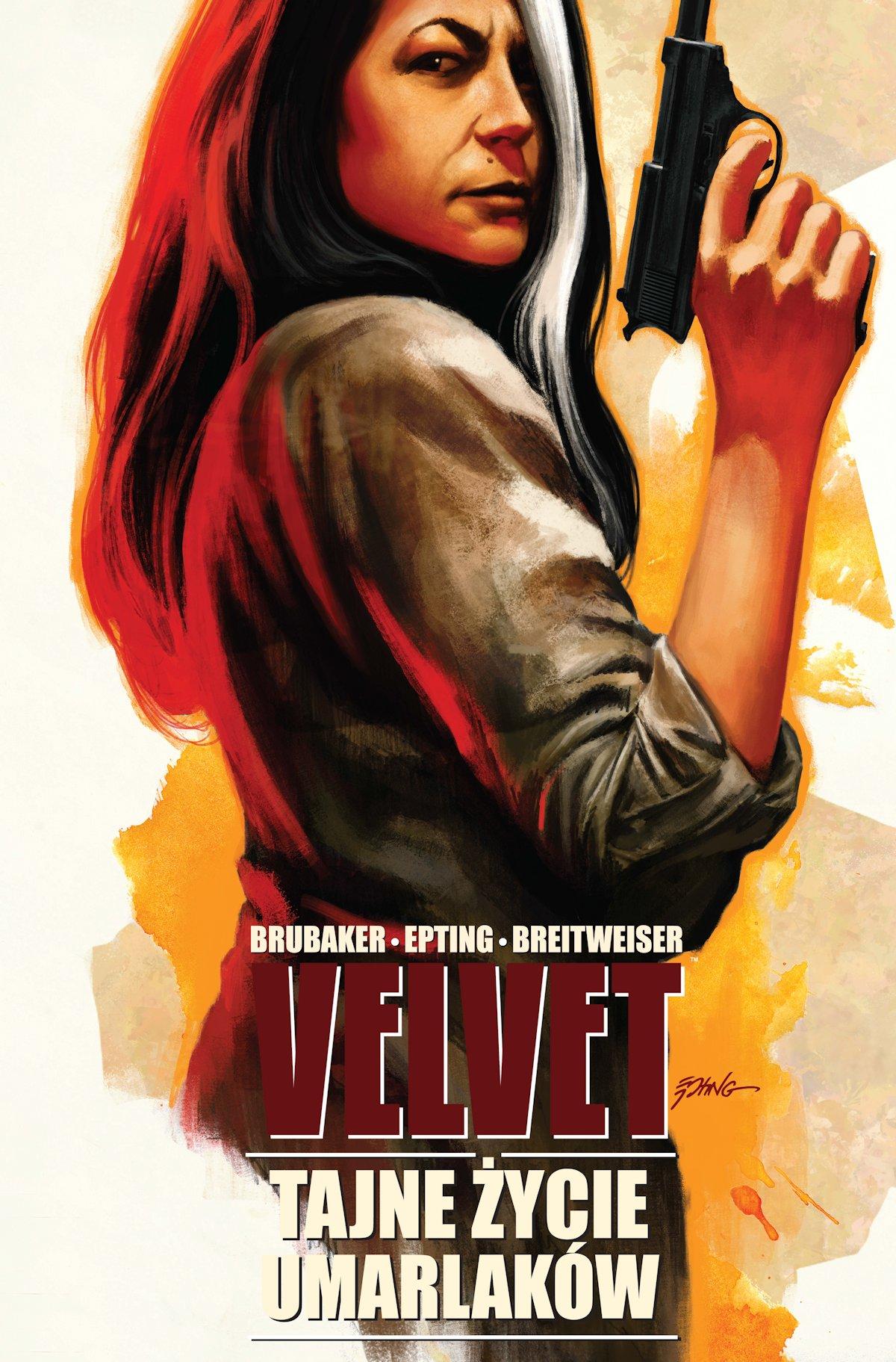 Velvet #02: Tajne życie umarlaków - okładka