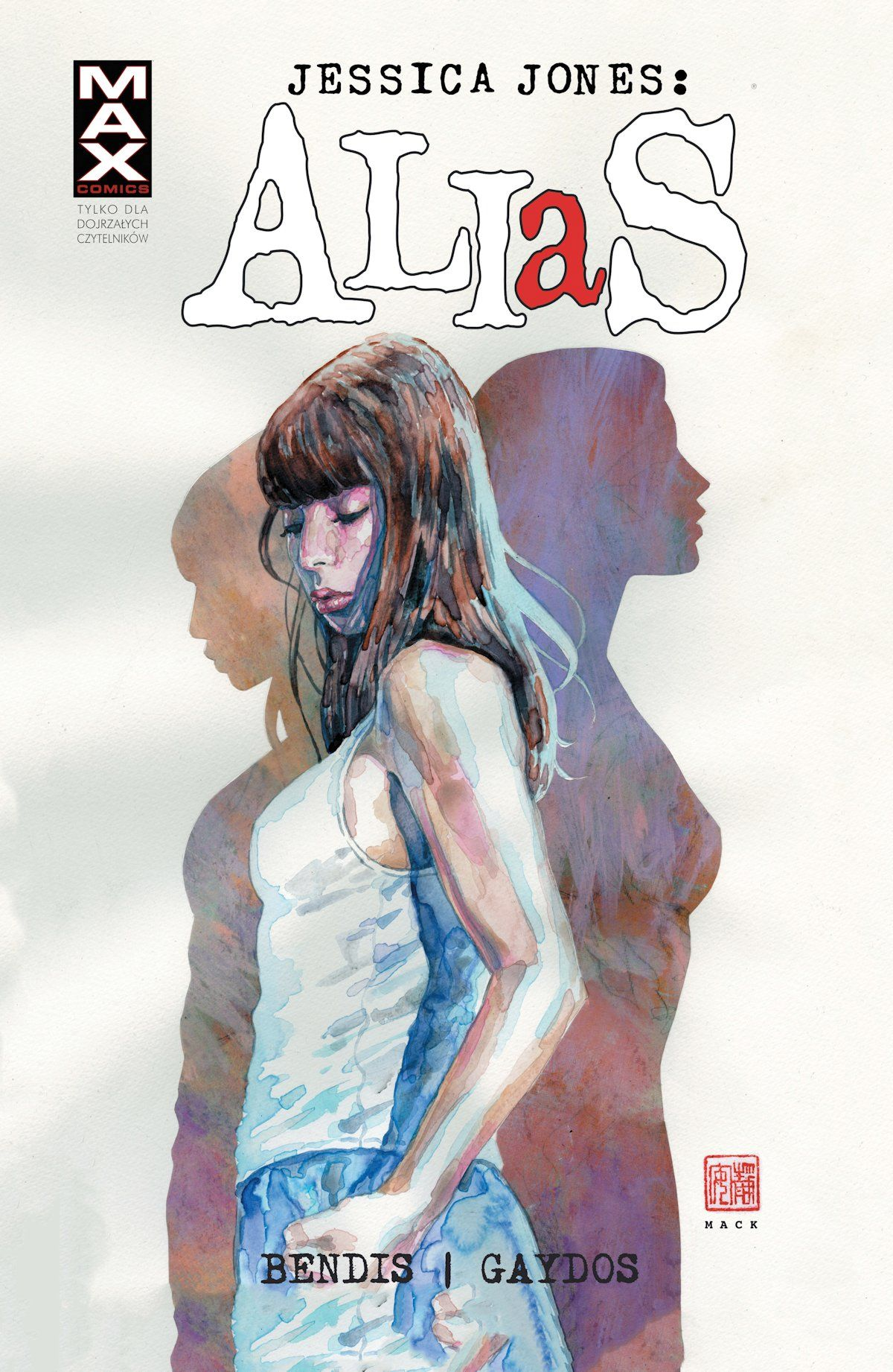 Jessica Jones: Alias – tom 1