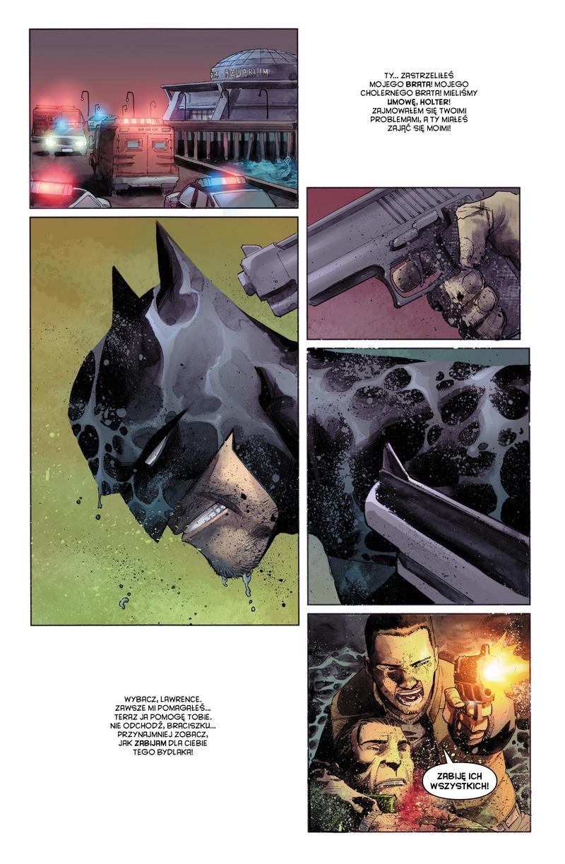 Batman. Detective Comics #06. Ikar - plansza 3