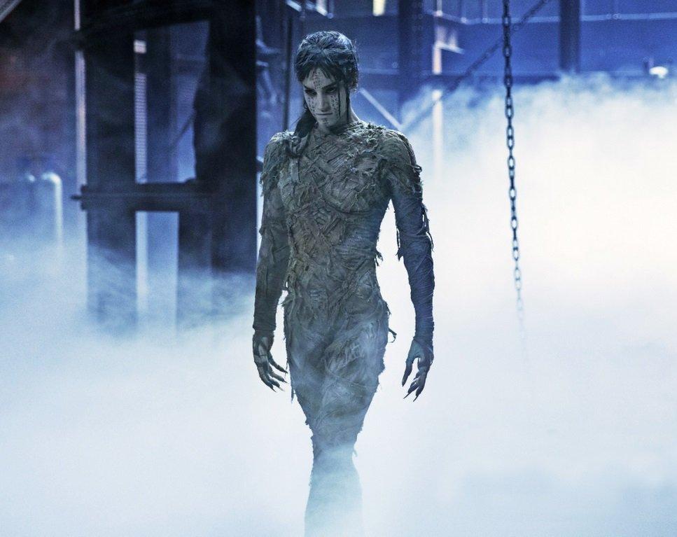 Mumia - zdjęcie z filmu