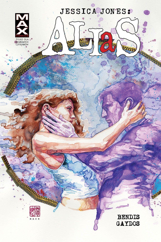 Alias, tom 4 - okładka