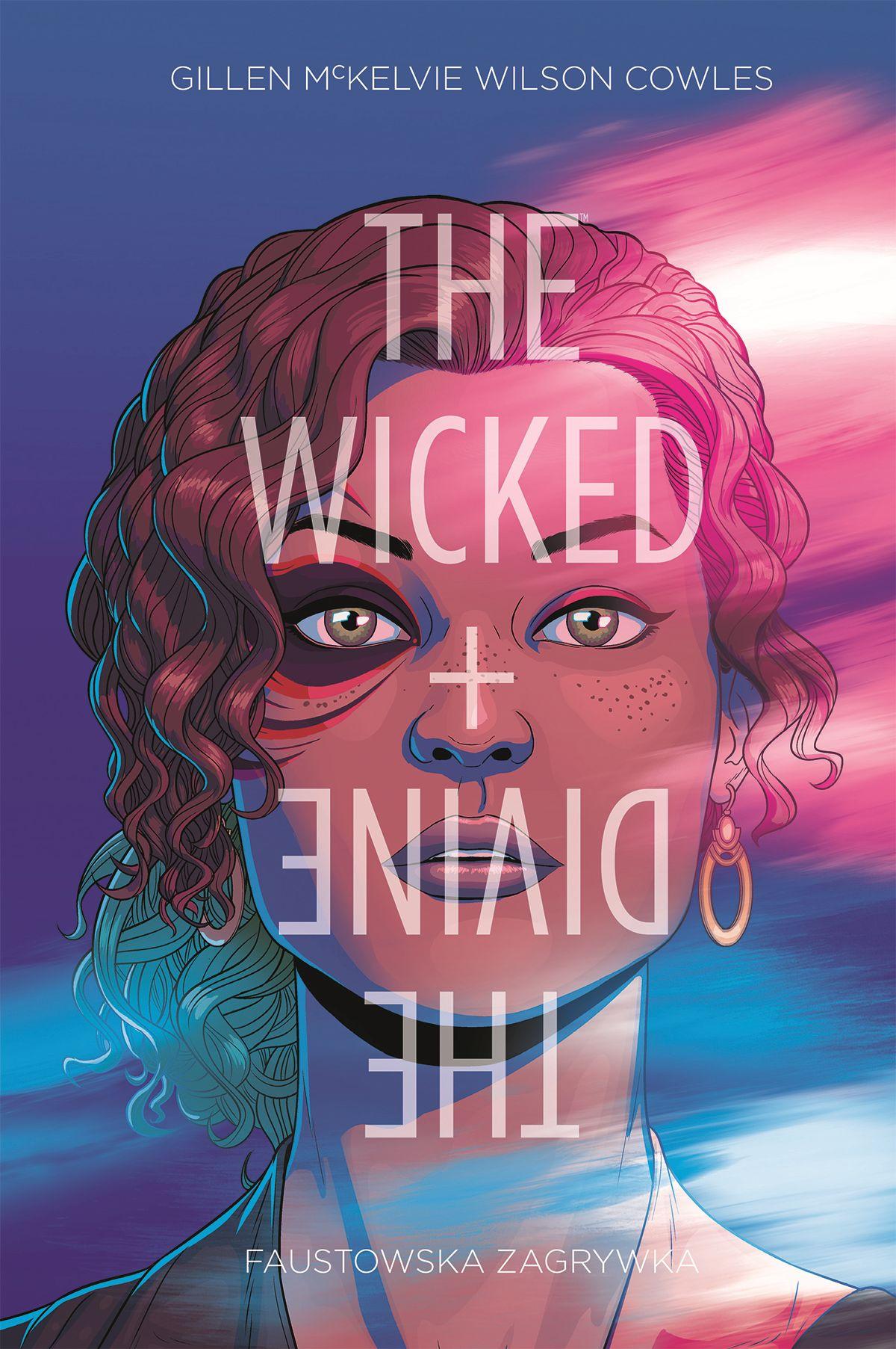 The Wicked The Divine tom 1 - okładka