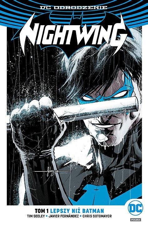 Nightwing – Lepszy niż Batman, tom 1